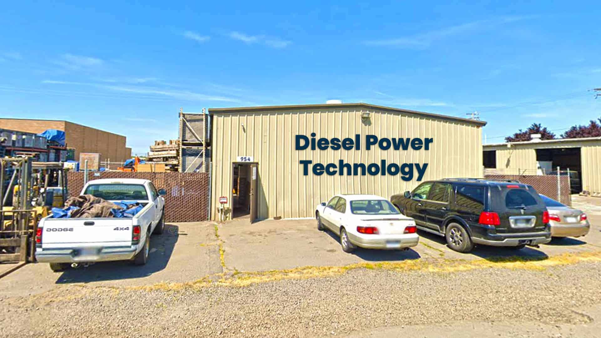 Diesel Power Technology Inc