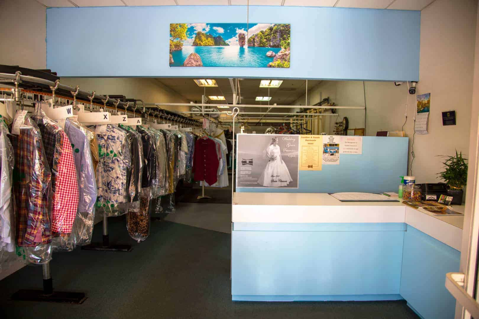 Turlock Dry Cleaners