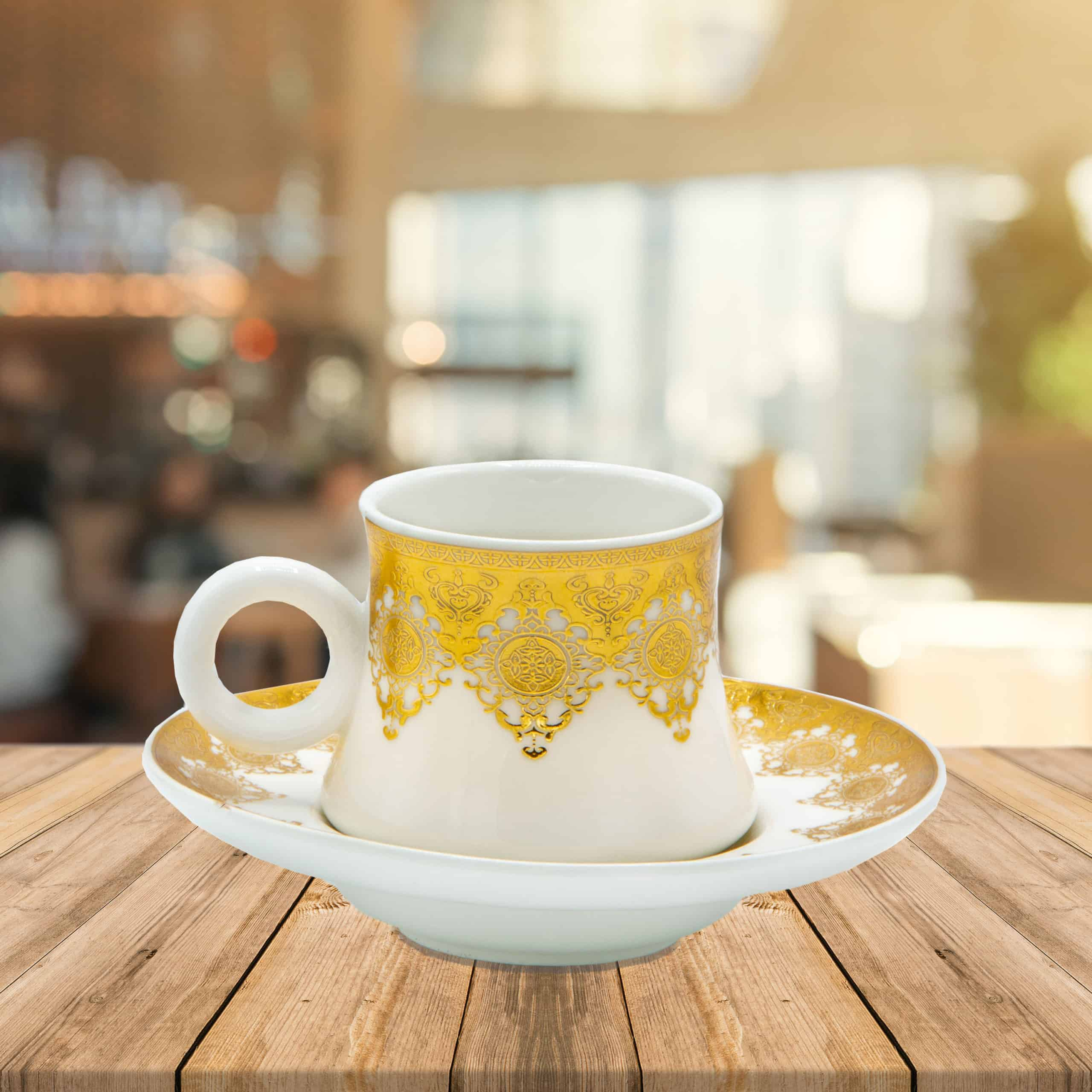 Coffee-Set-Gold-Cup 2